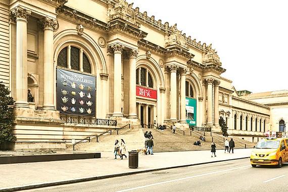 New York mở cửa lại bảo tàng