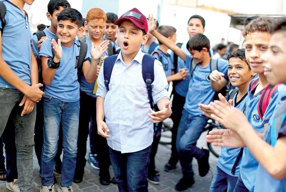 Abdel-Rahman Al-Shantti, rapper nhí 11 tuổi