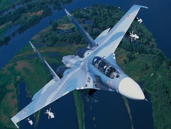 Máy bay chiến đấu Sukhoi Su-27