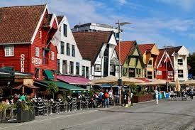 Stavanger, thành phố phía Tây Nam Na Uy