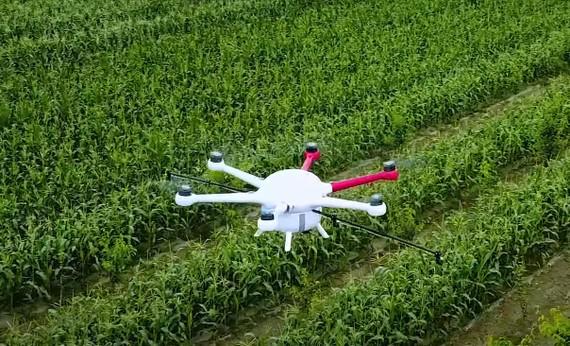 Thiết bị Drone của Công ty MiSmart ứng dụng AI trong điều khiển, vận hành