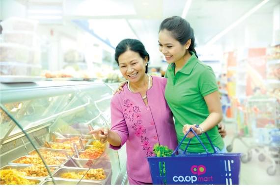 Thực phẩm chế biến sẵn hoặc đã sơ chế, đóng gói được nhiều người tiêu dùng ưa chuộng