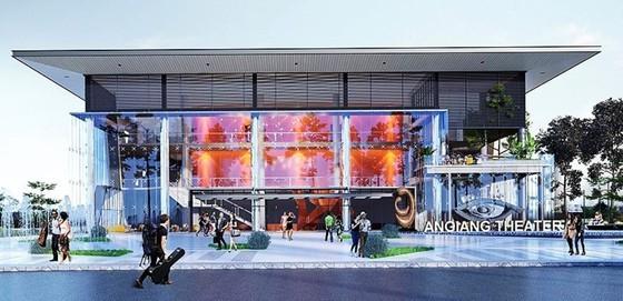 Phối cảnh nhà hát tỉnh An Giang