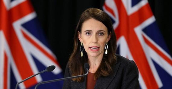 Thủ tướng Jacinda Ardern