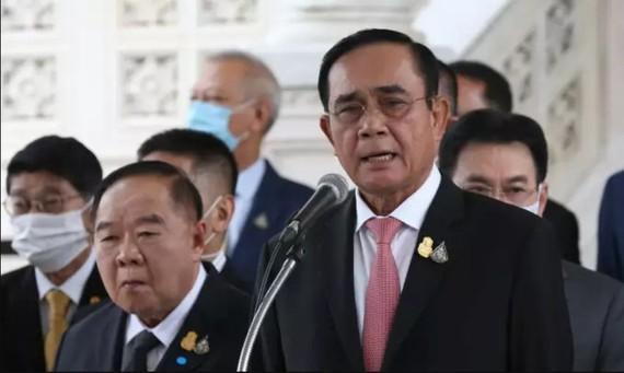 Thủ tướng Prayut Chan-o-cha. Ảnh: EPA-EFE