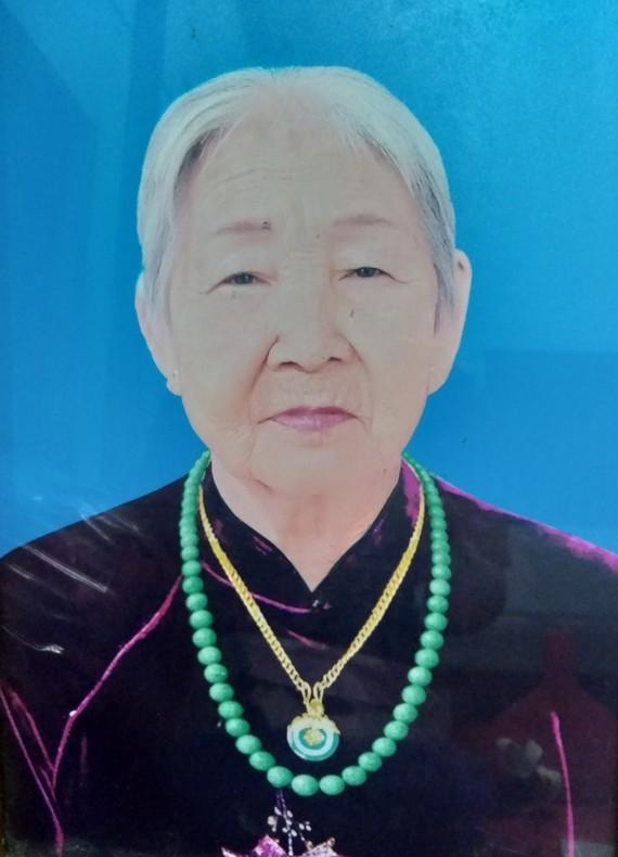 Mẹ Việt Nam Anh hùng Trần Thị Nghĩa từ trần