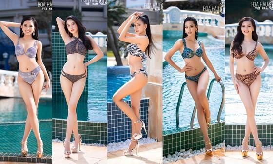 Hoa hậu Việt Nam 2020 tung bộ ảnh profile bikini của Top 35 Chung kết toàn quốc. Ảnh: LÊ THIỆN VIỄN
