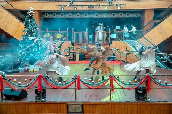 Lễ hội mùa đông Bà Nà