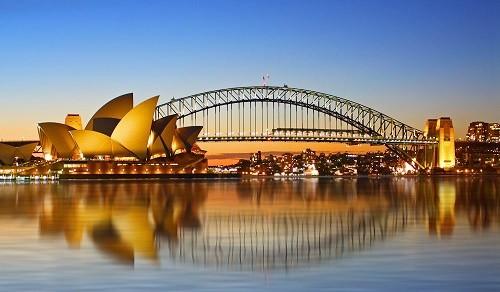 Cầu cảng Sydney. Ảnh: Australian Traveller