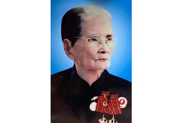 Bà mẹ Việt Nam Anh hùng Võ Thị Năm từ trần