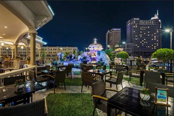 Set menu đặc biệt ngày Lễ tình nhân 14-02 tại khách sạn REX Sài Gòn
