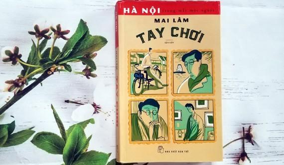 Tản văn Tay chơi của Mai Lâm. Ảnh: TTO