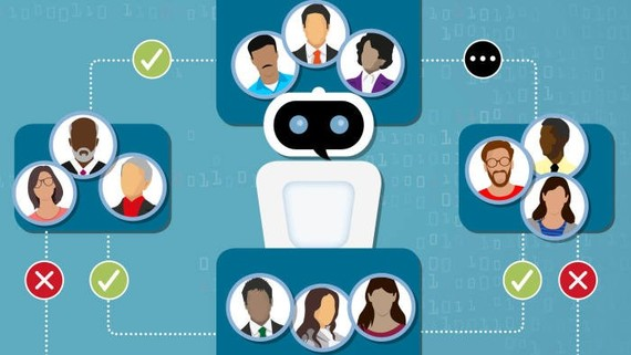 Cách thức mà AI vận hành để tuyển dụng nhân sự