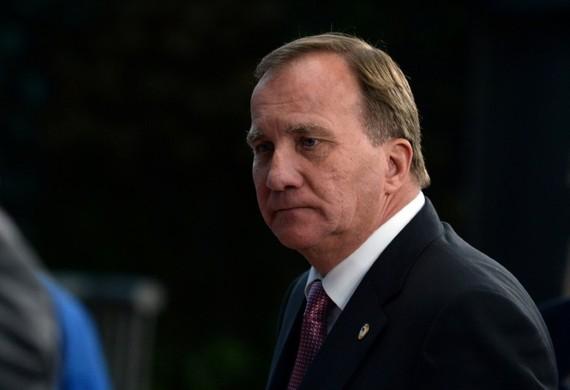Thủ tướng Stefan Löfven