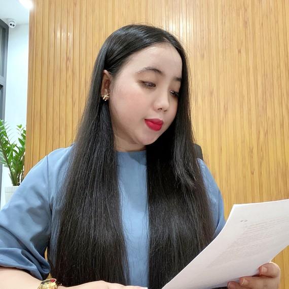 Tác giả trẻ Trần Tuyết Hàn