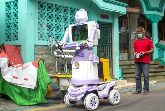 Điều khiển robot Delta