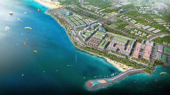 Ra mắt Dự án Phức hợp Đô thị Thương mại - Dịch vụ và Du lịch biển Lagi New City