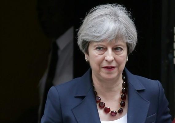 British Prime Minister Theresa May. — AFP/VNA Photo