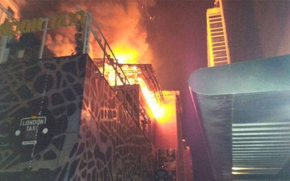 Fire in Mumbai kills at least 15 people: Indian police
