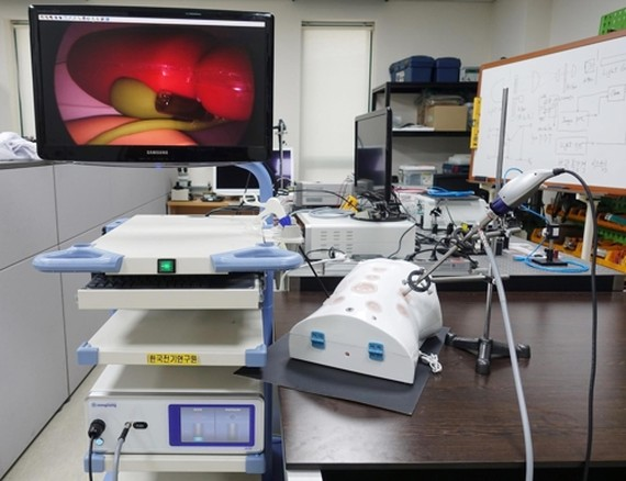 S. Korean scientists develop cancer treatment using LED