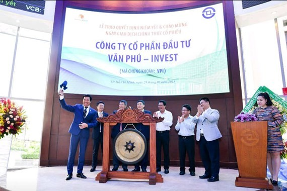 VPI officially lists 160mln shares on HOSE