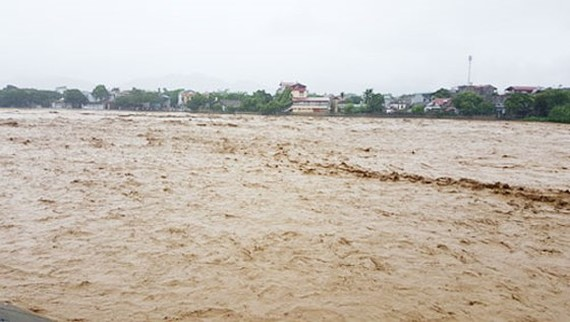Thao River water level rises, flooding to occur: NCHMF