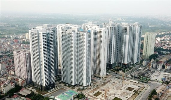 Bond issuance was expected to be an effective channel for property developers to raise capital. (Photo: kinhtedothi.vn)