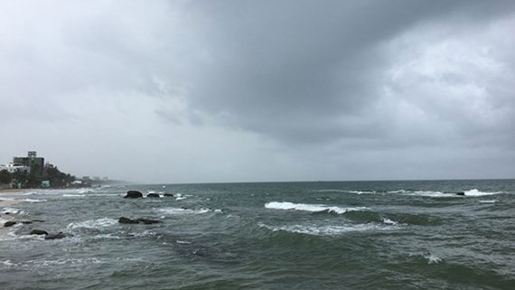 HCMC sees torrential rains & cloudy