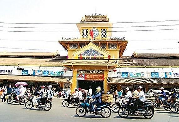 Binh Tay market to be opened on November 15