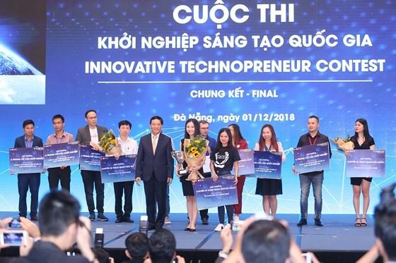 Abivin wins at Innovative Technopreneurs Contest 2018