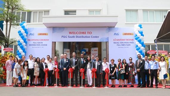 P&G khánh thành Trung tâm Phân phối miền Nam tại tỉnh Bình Dương