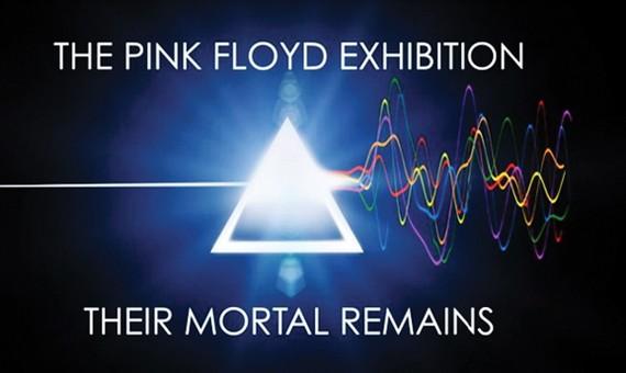 Triển lãm 50 năm sự nghiệp Pink Floyd