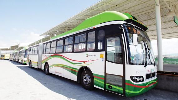 Mexico khuyến khích dùng phương tiện giao thông công cộng