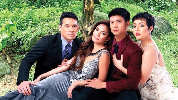 Phim truyền hình xuất sắc nhất Philippines 2015 lên sóng Todaytv