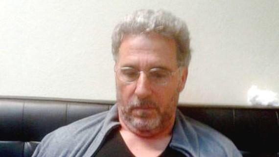 Trùm mafia Rocco Morabito khi bị bắt trong một khách sạn ở Montevideo, Uruguay, ngày 3-9-2017. Ảnh: AP