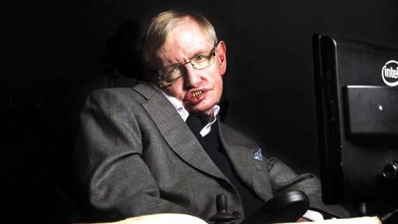 Luận án của tiến sĩ S.Hawking thu hút người đọc
