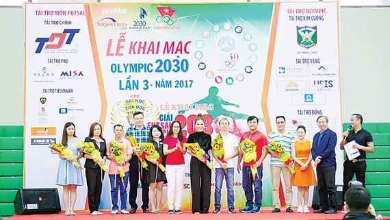 """Khai mạc Đại hội Thể thao """"Olympic 2030"""" lần 3-2017"""