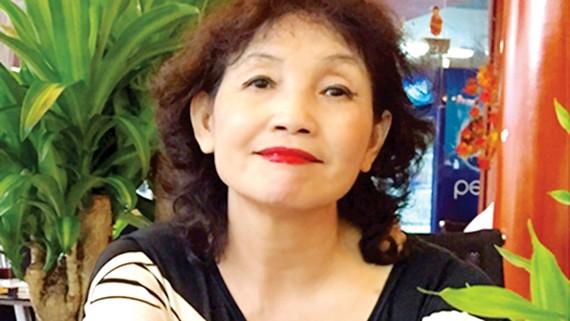 Nhà thơ Phan Ngọc Thường Đoan