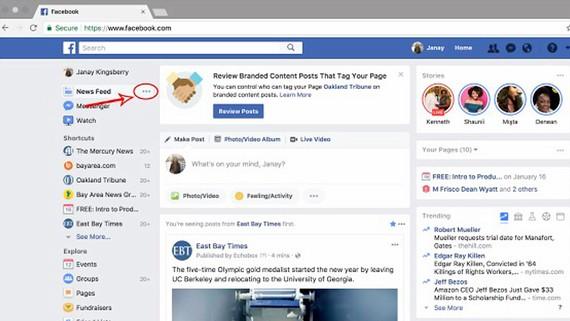 Facebook thêm chức năng đánh giá độ tin cậy của thông tin