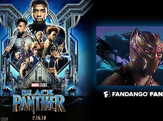 Black Panther kỷ lục về vé bán sớm