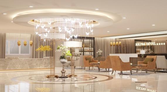 Khách sạn 5 sao Sulyna