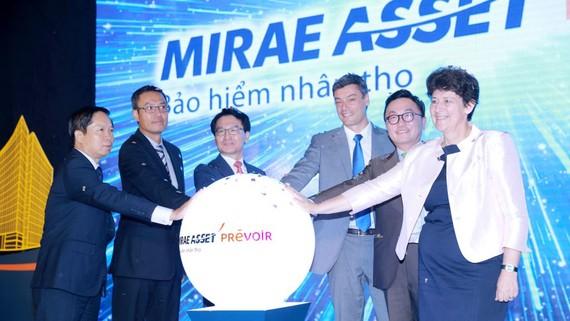 Công bố thương hiệu bảo hiểm nhân thọ Mirae Asset Prévoir