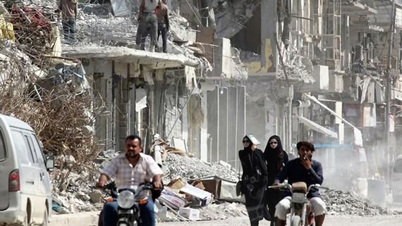 Phục hồi cơ sở hạ tầng ở Syria sẽ cần tới không dưới 400 tỷ USD và phải mất từ 10 - 15 năm