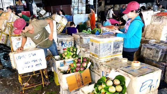Tăng cường quản lý hiệu quả hoạt động chợ truyền thống