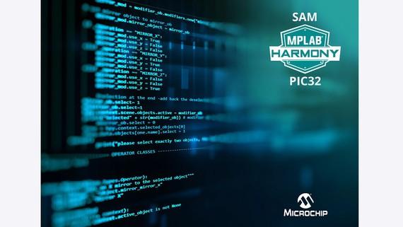 MPLAB® Harmony Phiên bản 3.0 hợp nhất khung phát triển phần mềm cho các vi điều khiển PIC® và SAM