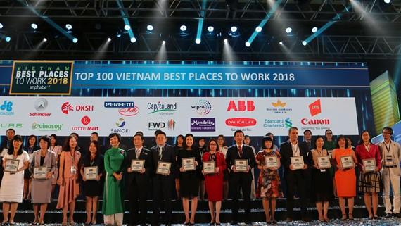 """Dai-ichi Life: Top 3 """"Nơi làm việc tốt nhất Việt Nam"""" trong ngành bảo hiểm"""