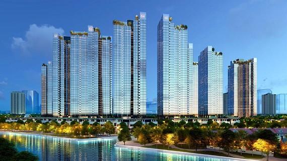 Khám phá sức hút khó cưỡng của căn hộ xanh – thông minh Sunshine City Sài Gòn