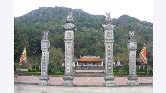 Đền thờ Mai An Tiêm