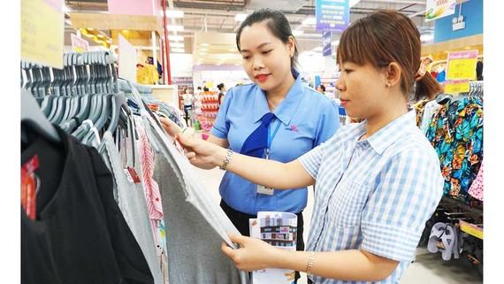 Hàng Việt đang được người tiêu dùng lựa chọn tại hệ thống siêu thị Co.opmart