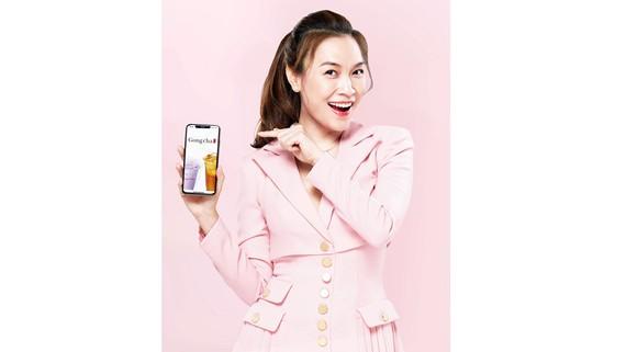 Mỹ Tâm trở thành đối tác thương hiệu của Gong Cha